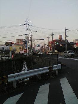 県道49号線埼玉県へ